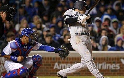 Yankees Beat Cubs in 18-Inning Game