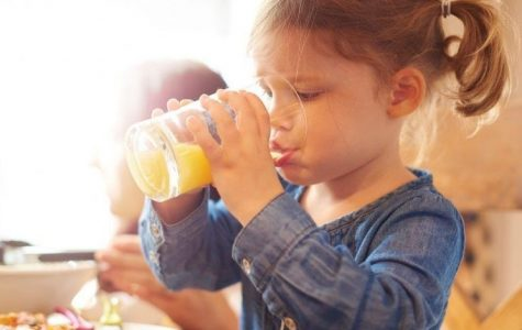 No Fruit Juice for Kids Younger Than 1