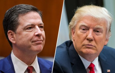 Trump Terminate's James Comey