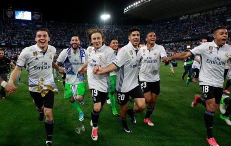 Real Madrid obtains 33rd La Liga Tittle