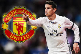 James Rodriguez New to Manchester United