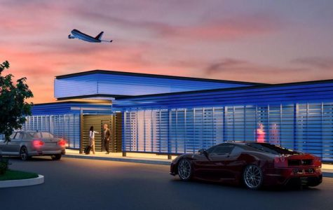 New Private Terminal at LAX, But It Is Costly