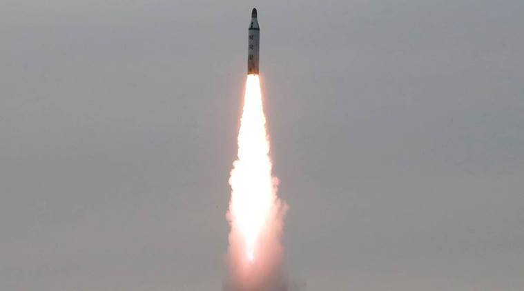 An+underwater+test-fire+of+strategic+submarine+ballistic+missile+is+pictured+in+this+undated+photo+released+by+North+Korea%27s+Korean+Central+News+Agency+%28KCNA%29+in+Pyongyang+on+April+24%2C+2016.+KCNA%2Fvia+REUTERS%2FFile+Photo.+ATTENTION+EDITORS+-+THIS+IMAGE+WAS+PROVIDED+BY+A+THIRD+PARTY.+EDITORIAL+USE+ONLY.+REUTERS+IS+UNABLE+TO+INDEPENDENTLY+VERIFY+THIS+IMAGE.+SOUTH+KOREA+OUT.