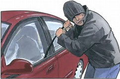 Don't be a Victim of Vehicle Theft!
