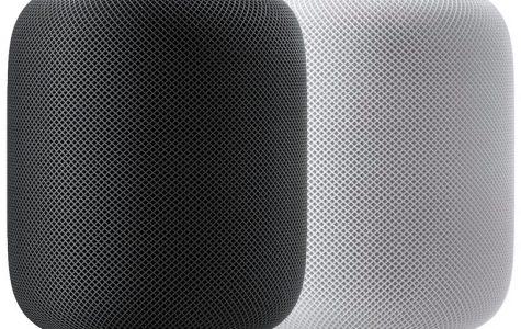Apple Introduces HomePod Speaker