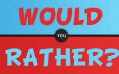 Would You Rather With Coach Santiago