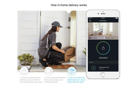 Amazon's New Service Lets Delivery People Open Your Door