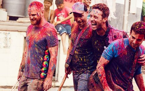 Coldplay Donates To Mexico