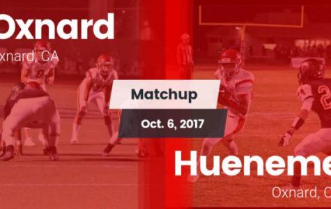 Oxnard Defeats Hueneme in League Opener