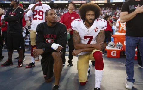 Trump Against NFL Players Kneeling