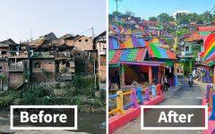 The Rainbow Village: Indonesia