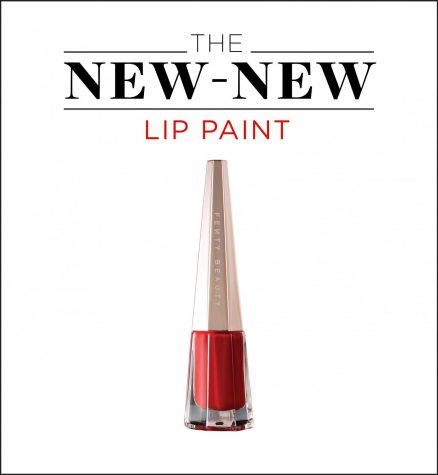 Fenty Beauty's First Red Lipstick