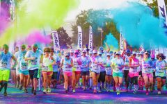 Color Run in Ventura
