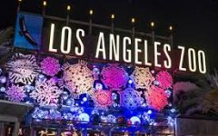 L.A. Zoo Lights 2017/18