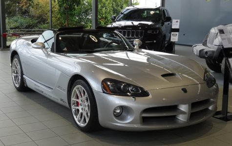 From 1992 To August 31 2017 The Dodge Viper