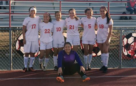 Hueneme Girls Soccer