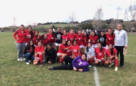 Hueneme Girls Soccer Advances to CIF
