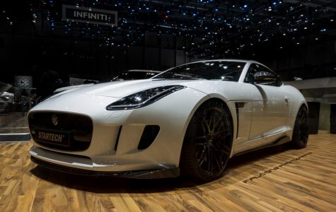 The Jaguar F-Type Gets A Four-Cylinder Engine for 2018