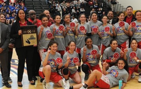 Hueneme Girls Basketball Takes CIF Championship