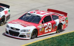 Kevin Harvick winning two NASCAR cups