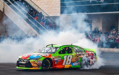 Kyle Busch Three-Race Winning Streak