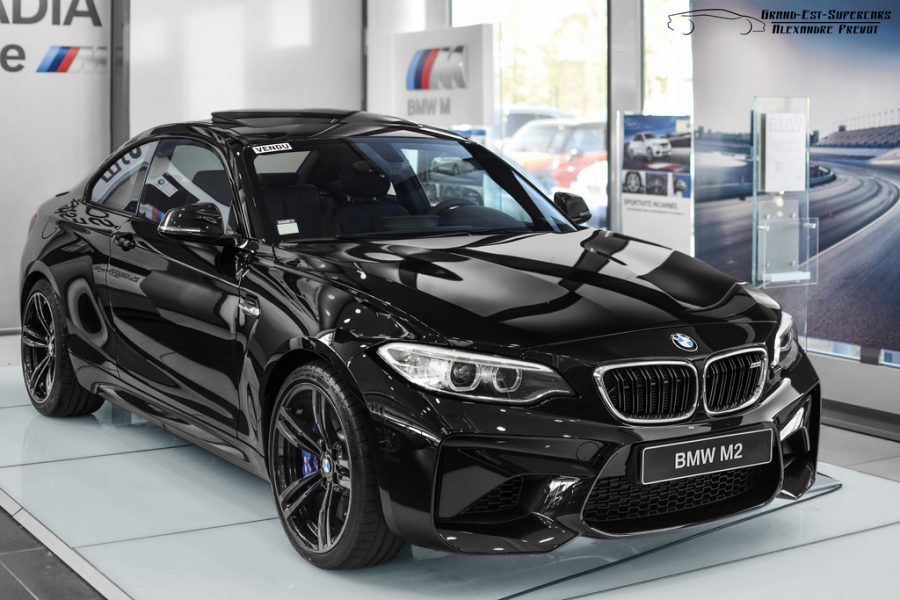 The+2019+BMW+M2