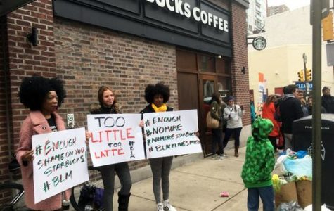 Two Men Arrested at Starbucks