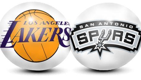 Lakers Vs. Spurs