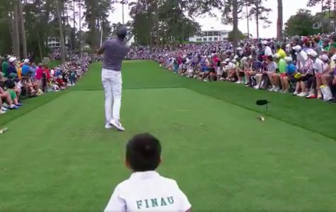 Tony Finau Injures Ankle at Masters Par-3 Contest