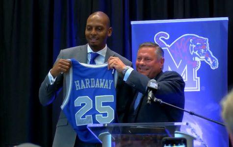 Memphis University's new basketball coach