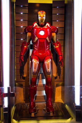 Investigating the Disappearance of Iron Man Suit