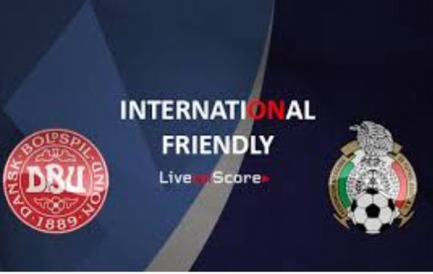 Mexico vs Denmark