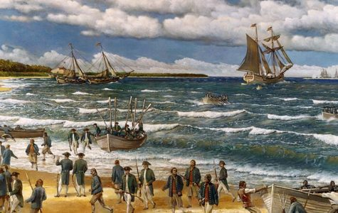 USMC History, The Battle of Nassau