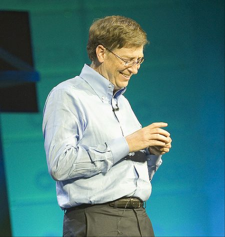 The Legend Bill Gates