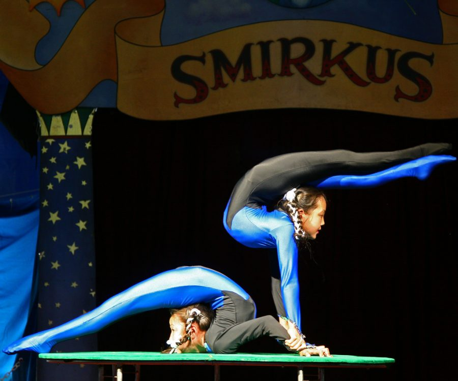 What is Contortion?