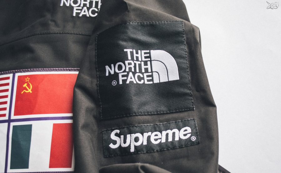 Supreme x The North Face Collab