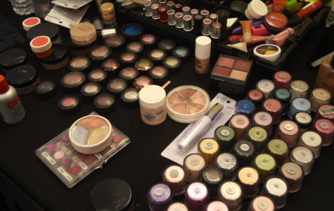 What is makeup made of?
