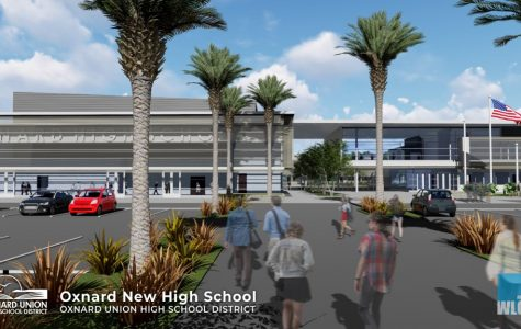 "A Sneak Peek for the New ""Oxnard 8 High School""!"