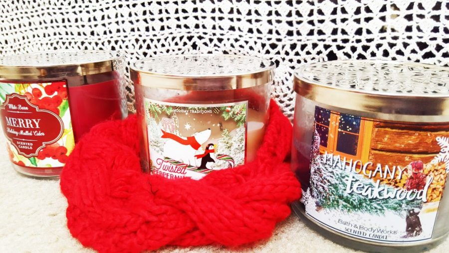 Bath and Body Works Winter Candle Scents!