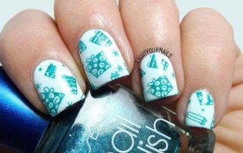 Christmas Themed Nail Ideas