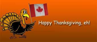 American Thanksgiving vs. Canadian Thanksgiving