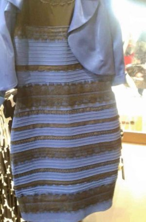What Color Dress Do You See?