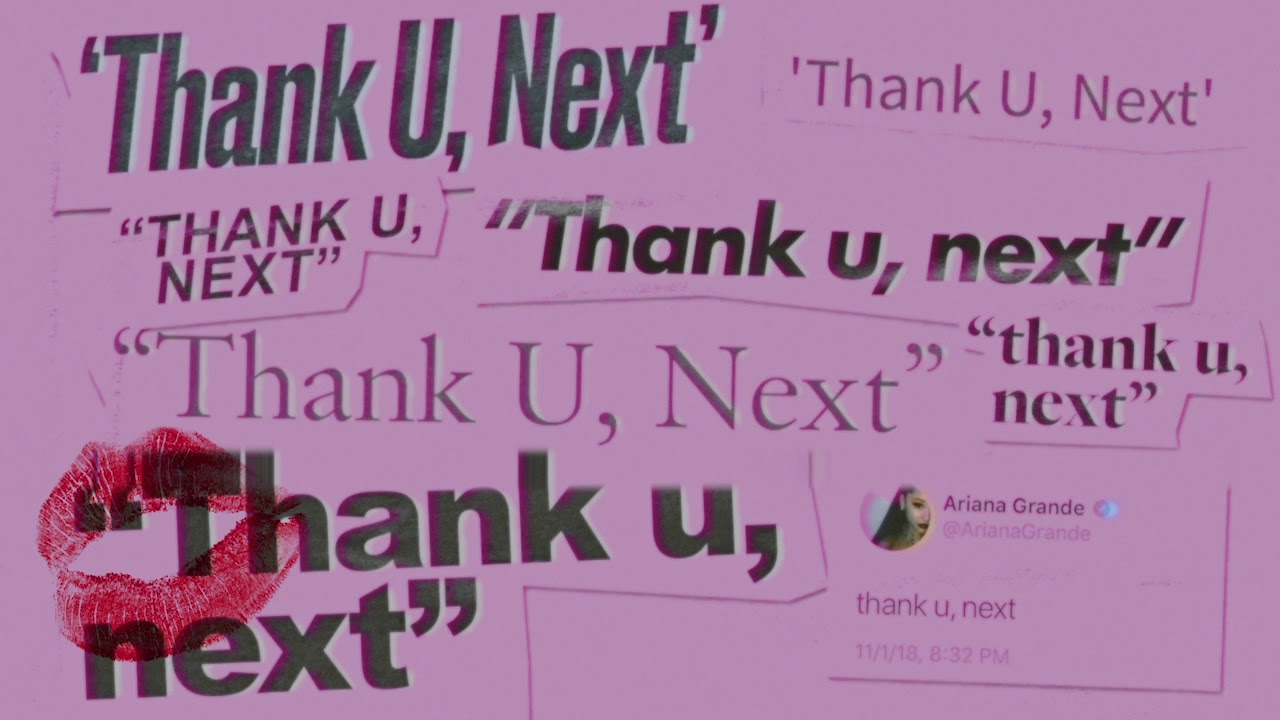 thank you next video