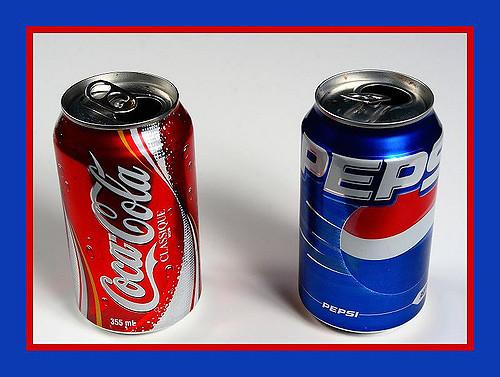 Coca Cola or Pepsi