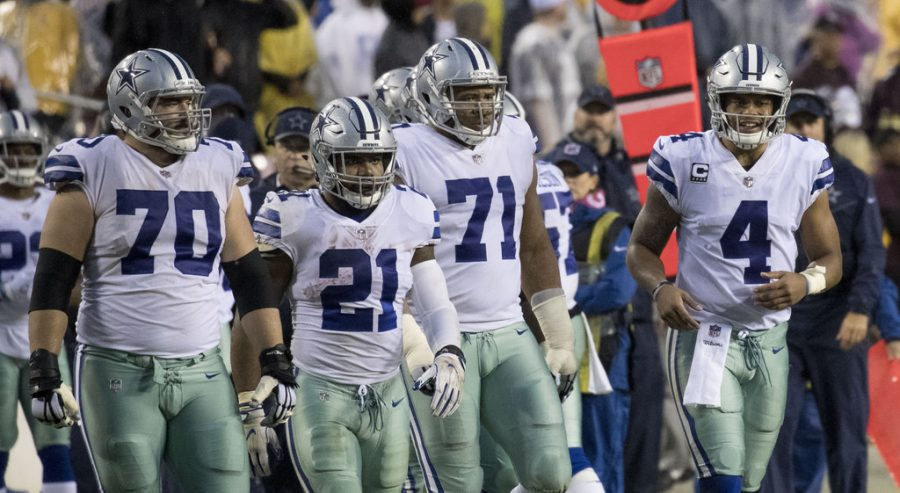 One more win for the Cowboys clinches the NFC East