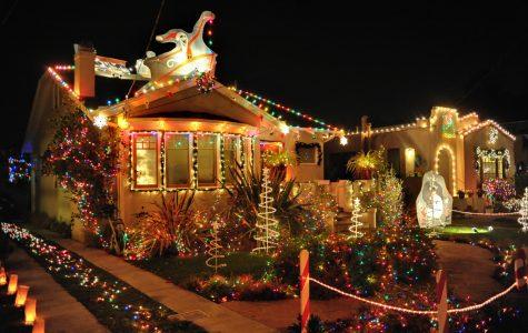 Christmas Tree Lane F Street in Oxnard