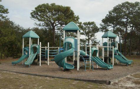The Origin of Playground Slides