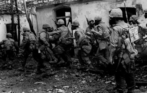 USMC History, Battle of Hue