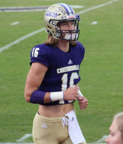 Trevor Lawrence wait on the NFL draft