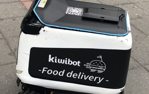 Kiwibots – The Tiny Deliverymen